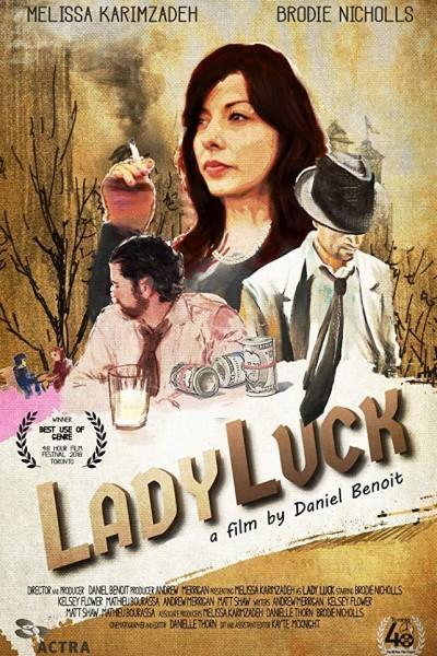 Caratula, cartel, poster o portada de Lady Luck