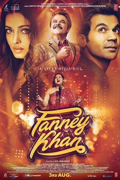 Caratula, cartel, poster o portada de Fanney Khan