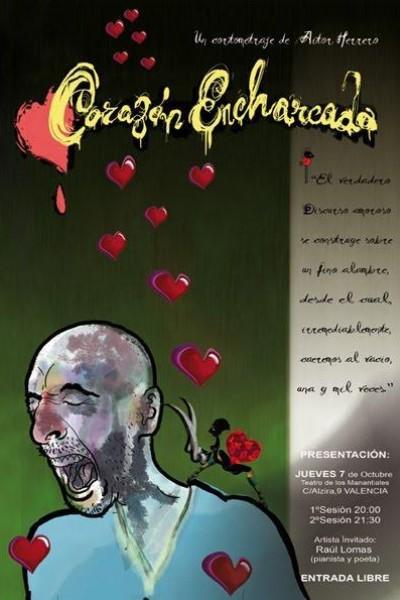 Caratula, cartel, poster o portada de Corazón encharcado