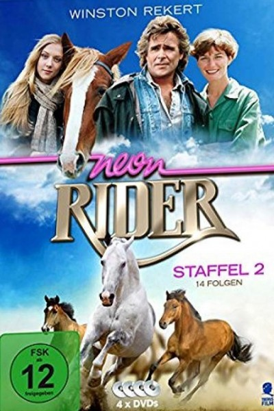 Caratula, cartel, poster o portada de Neon Rider