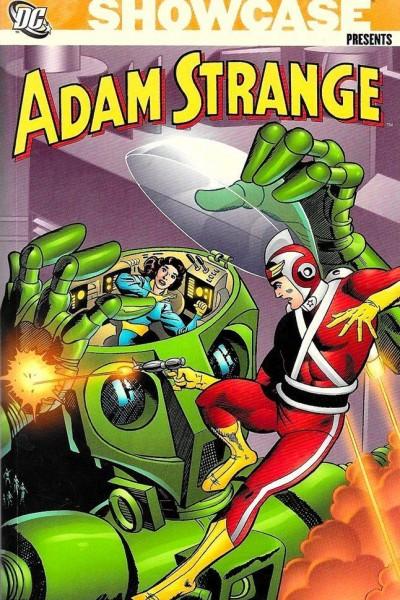 Caratula, cartel, poster o portada de DC Showcase: Adam Strange