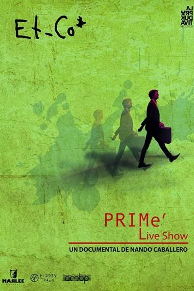 Caratula, cartel, poster o portada de ET-CO* PRIMe! Live Show
