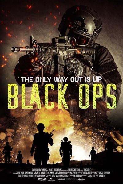 Caratula, cartel, poster o portada de Black Ops