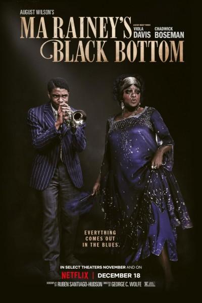Caratula, cartel, poster o portada de Ma Rainey\'s Black Bottom