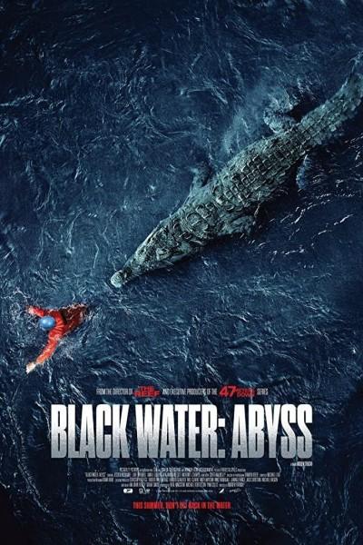 Caratula, cartel, poster o portada de Black Water: Abyss