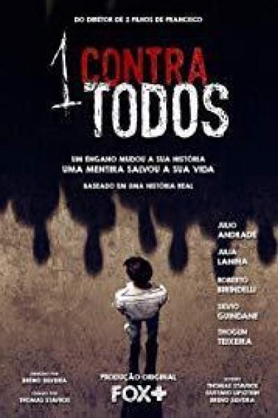 Caratula, cartel, poster o portada de 1 Contra Todos