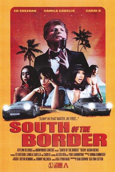 Caratula, cartel, poster o portada de South of the Border