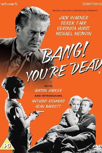 Caratula, cartel, poster o portada de Bang! You\'re Dead