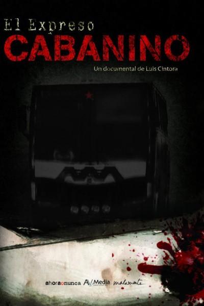 Caratula, cartel, poster o portada de El expreso cabanino