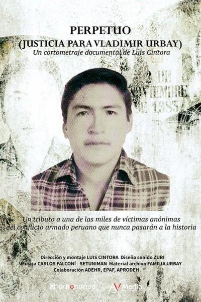 Caratula, cartel, poster o portada de Perpetuo