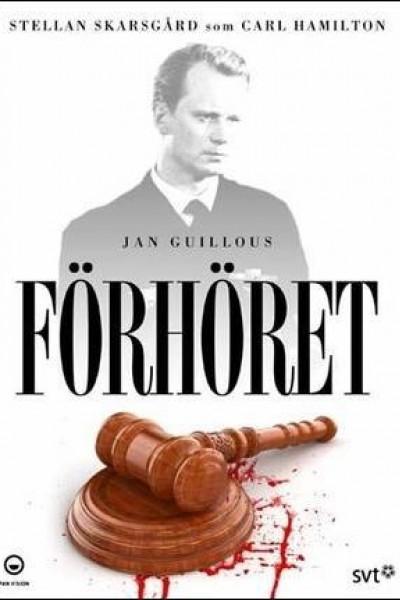 Caratula, cartel, poster o portada de Förhöret