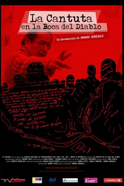 Caratula, cartel, poster o portada de La Cantuta en la boca del diablo
