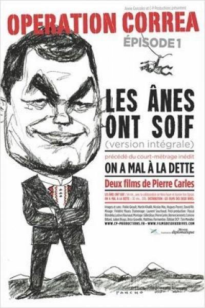 Caratula, cartel, poster o portada de Opération Correa