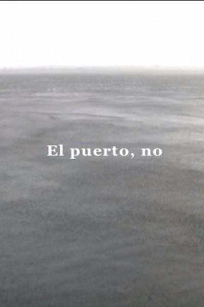 Caratula, cartel, poster o portada de El puerto, no
