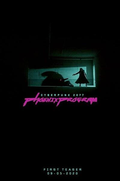 Caratula, cartel, poster o portada de Cyberpunk 2077: Phoenix Program