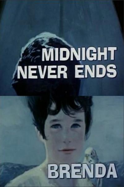 Caratula, cartel, poster o portada de Galería Nocturna: La medianoche jamás termina - Brenda