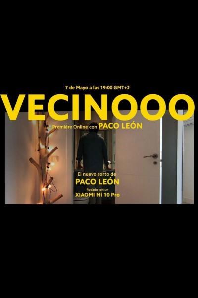 Caratula, cartel, poster o portada de Vecinooo