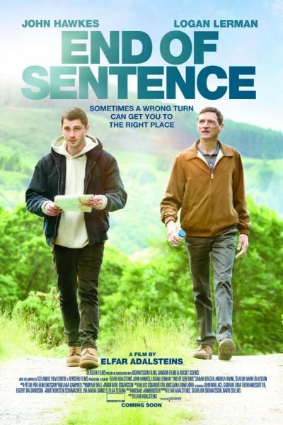 Caratula, cartel, poster o portada de End of Sentence