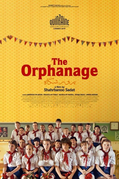 Caratula, cartel, poster o portada de The Orphanage