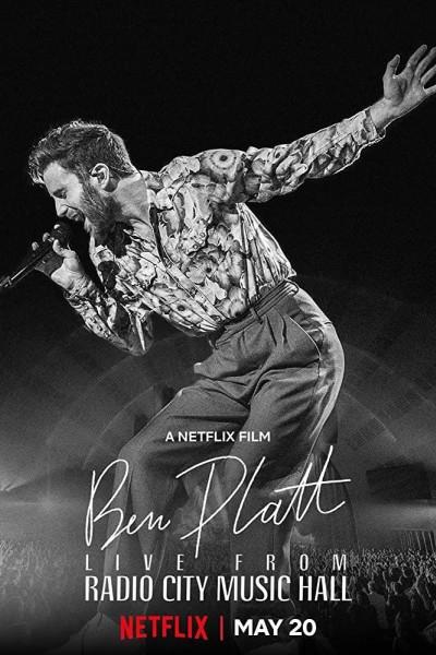 Caratula, cartel, poster o portada de Ben Platt: Live from Radio City Music Hall