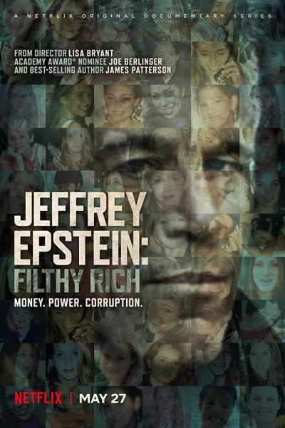 Caratula, cartel, poster o portada de Jeffrey Epstein: Asquerosamente rico