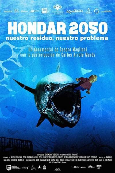 Caratula, cartel, poster o portada de Hondar 2050