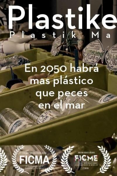 Caratula, cartel, poster o portada de La Plastikería