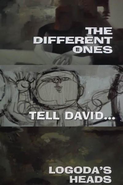 Caratula, cartel, poster o portada de Galería Nocturna: Seres diferentes - Dile a David - Las cabezas de Logoda