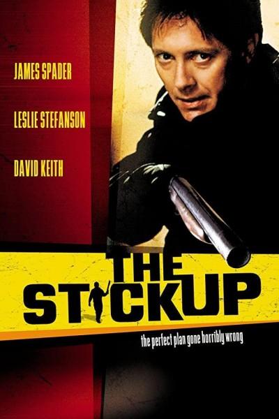 Caratula, cartel, poster o portada de Stick up (El atraco)