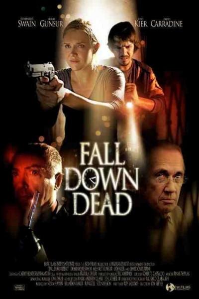Caratula, cartel, poster o portada de Fall Down Dead