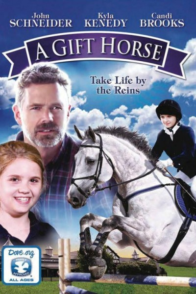 Caratula, cartel, poster o portada de Un caballo regalado