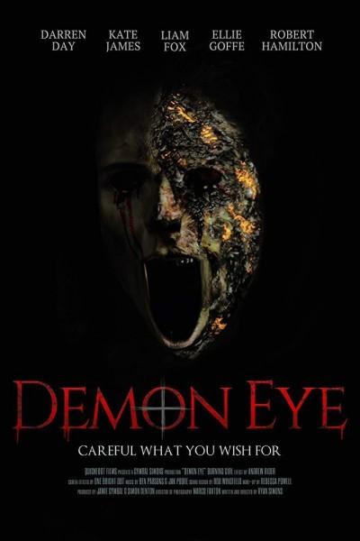 Caratula, cartel, poster o portada de Demon Eye