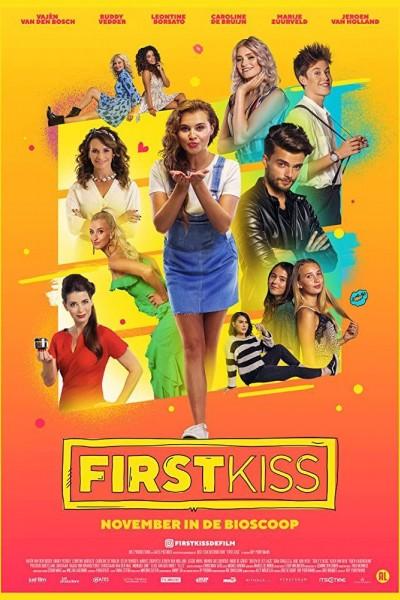 Caratula, cartel, poster o portada de First Kiss