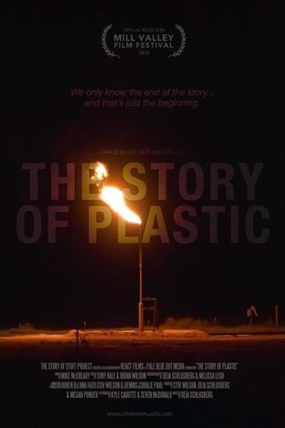 Caratula, cartel, poster o portada de The Story of Plastic