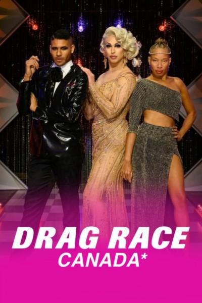Caratula, cartel, poster o portada de Canada\'s Drag Race