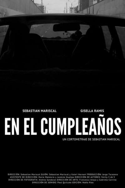 Caratula, cartel, poster o portada de En el cumpleaños