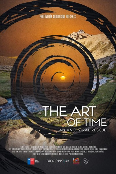 Caratula, cartel, poster o portada de El arte del tiempo