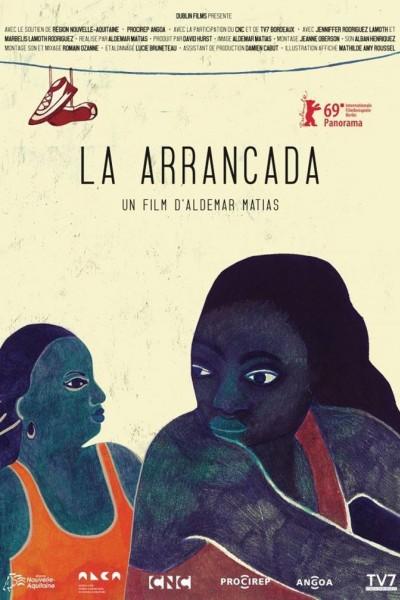 Caratula, cartel, poster o portada de La arrancada