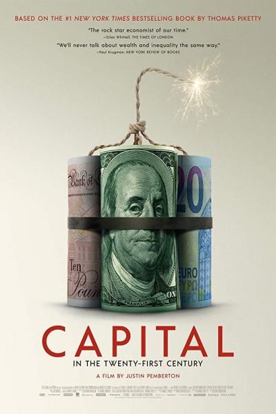 Caratula, cartel, poster o portada de Le Capital au XXIe siècle