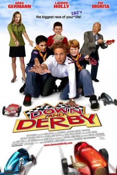 Caratula, cartel, poster o portada de Down and Derby