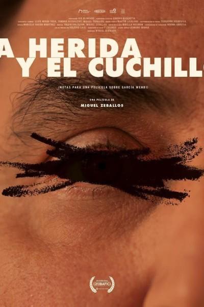 Caratula, cartel, poster o portada de La herida y el cuchillo