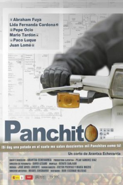 Caratula, cartel, poster o portada de Panchito