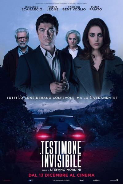 Caratula, cartel, poster o portada de Il testimone invisibile
