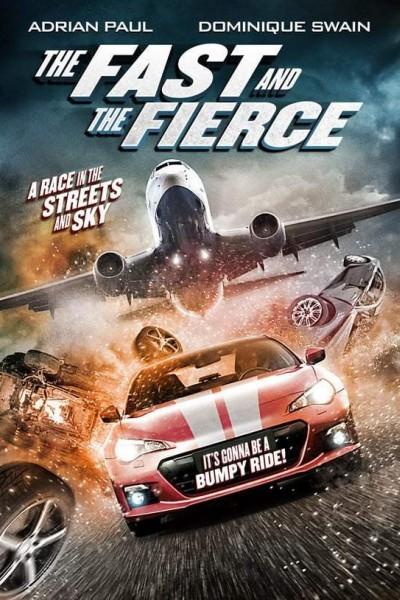 Caratula, cartel, poster o portada de The Fast and the Fierce