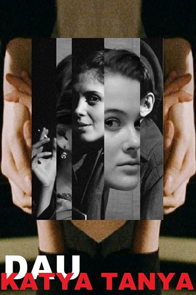 Caratula, cartel, poster o portada de DAU. Katya Tanya