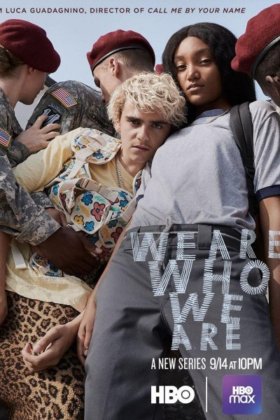 Caratula, cartel, poster o portada de We Are Who We Are