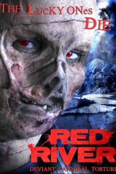 Caratula, cartel, poster o portada de Red River