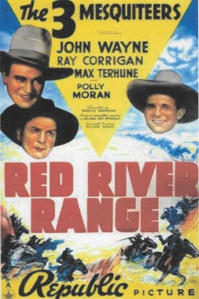 Caratula, cartel, poster o portada de Red River Range