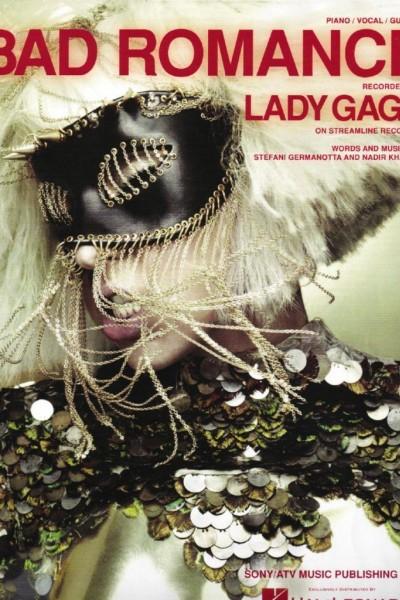 Caratula, cartel, poster o portada de Lady Gaga: Bad Romance