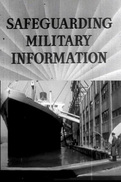 Caratula, cartel, poster o portada de Safeguarding Military Information